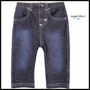 Angel Dear Other - ANGEL DEAR Toddler Jeans Dark Wash Boy Jeans