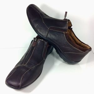Naturalizer Shoes - Host Pick 🎉 NATURALIZER FEVER Brown Zip Loafers