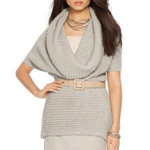 NWT Lauren Ralph Lauren cowl neck sweater, size M