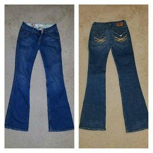 Hudson Jeans Denim - Hudson Finely Tailored Jeans