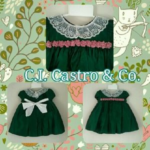 C.I. Castro Other - Toddler's Formal/Holiday Dress