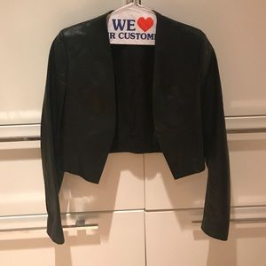 Haider Ackermann Jackets & Blazers - Leather jacket