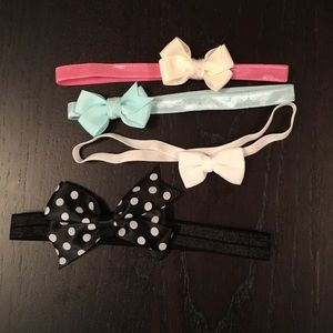 Other - Baby girl hair bows