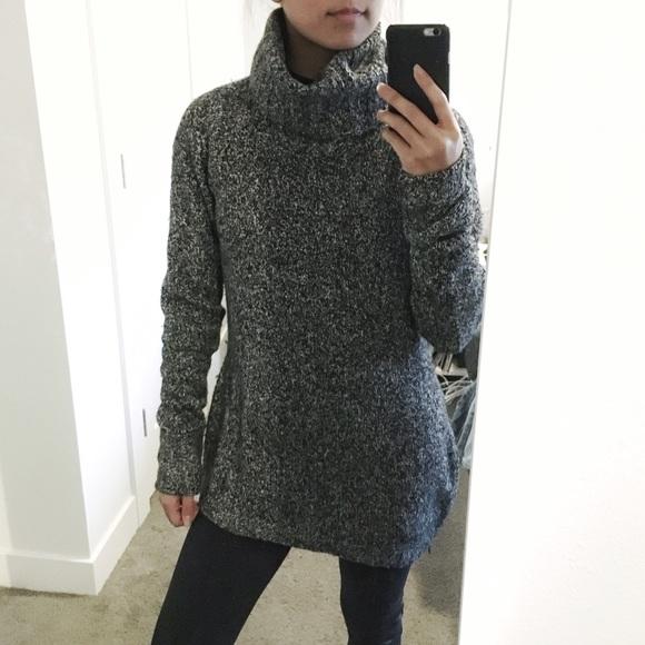 62% off lululemon athletica Sweaters - Sale! Athleta Asymmetrical ...