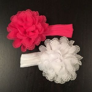Other - Baby girl hair flowers