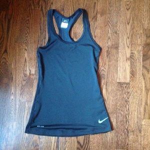 Nike Tops - Nike Dri-Fit Black Tank