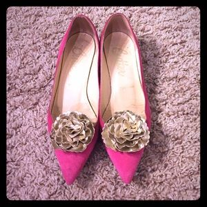 Butter Shoes Shoes - Butter pink floral shoes