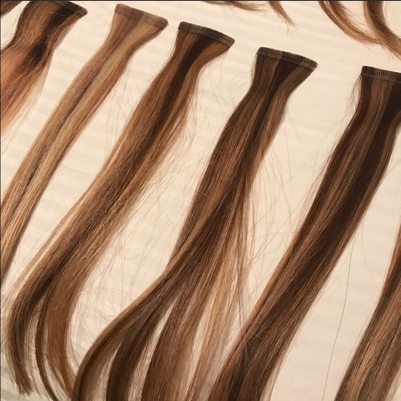 Babe Tape In Hair Extensions Human Hair Poshmark