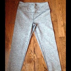 Victoria's Secret Pants - ✨TODAY ONLY✨ VSX Grey Capri Leggings