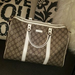 Authentic Gucci Boston Joy bag