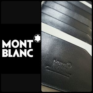 Montblanc Handbags - Montblanc Leather Wallet