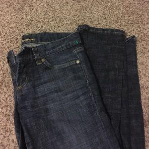 Size 26 Bebe jeans
