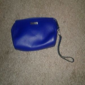 New Brooks Brother's Cowhide AUTH  Clutch NWOT