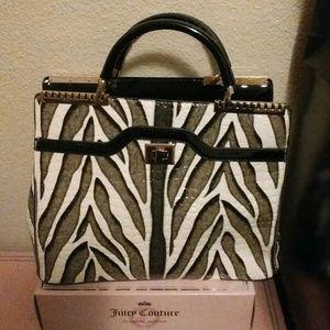 Handbags - Zebra print purse