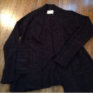 Ambiance Apparel Sweaters - Chocolate brown sweater