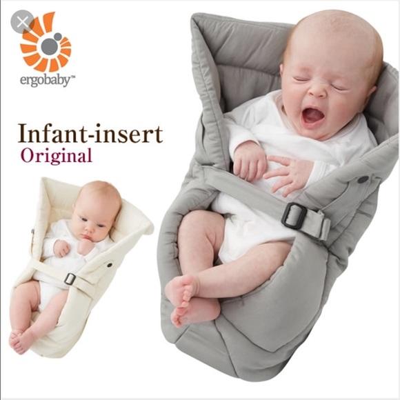 ergobaby infant insert canada