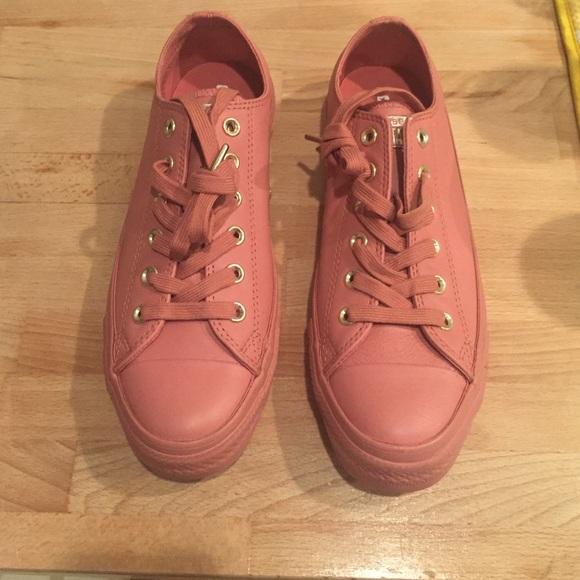c430d373d82259 Allstar low leather desert sand pink exclusive