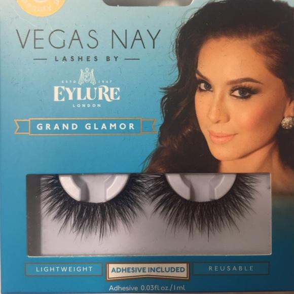 1e0ccb5bf87 Eylure London Makeup | Eylure Vegas Nay False Eyelashes Grand ...