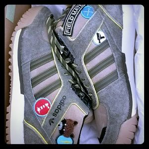 Adidas Other - Adidas ZX Scout Leader with Whistle!