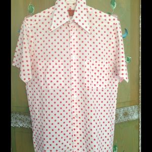 Vintage Other - 🎈HP 12/2🎈 Vintage SEARS KINGS ROAD Button Shirt