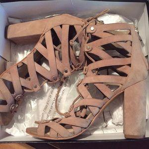 Dolce Vita Shoes - Dolce Vita Lace-Up Heeled Sandal