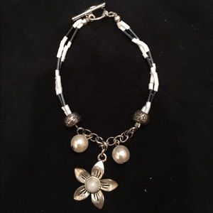 Other - Hand made flower bracelet