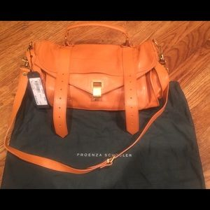 Proenza Schouler Handbags - Proenza Schouler PS1 Medium Saffron