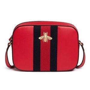 Gucci Bee Crossbody Bag