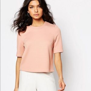 Asos Structured Top