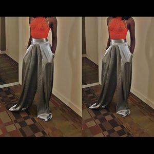 Solace London silver pants