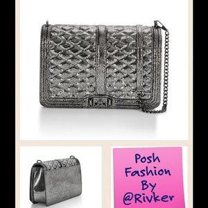 Rebecca Minkoff Handbags - Rebecca Minkoff Jumbo Love Crossbody Bag