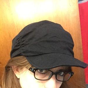 Soft Black Baseball Cap