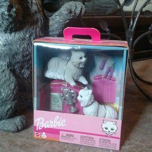 """Barbie Other - 😻🆕Barbie """"Kitty Trophy Winners Bobble Heads""""😻"""
