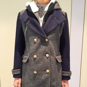2 part fall/winter jacket