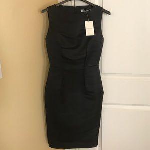 Pierre Balmain Dresses & Skirts - Balmain Black size 40 sleeveless midi dress