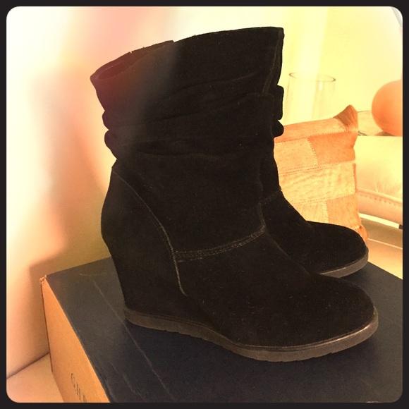 545b0d69bcb Price Drop⬇️Bass Wedge ISLA-Boots