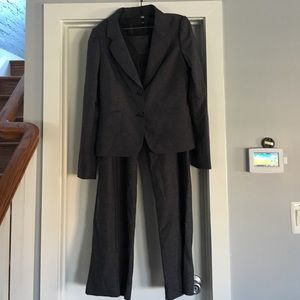 The Limited Jackets & Blazers - Blue Limited Suit (Blazer and Pants)