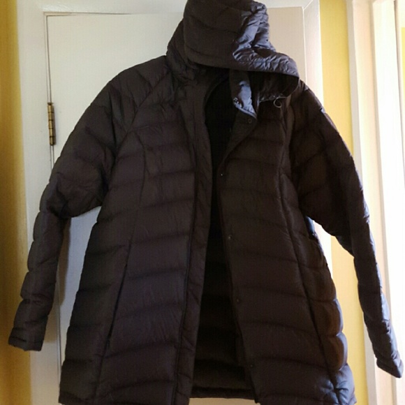 The North Face 600 fill Women s down coat. M 58332e294e95a3d2960bdde5 4b620292f