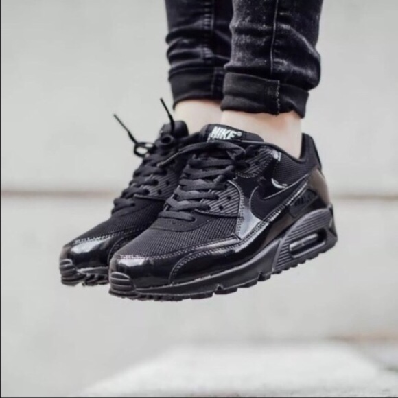 hot sale online 31eb1 c3aaa Women s NIKE Air Max 90 Premium Running Shoes