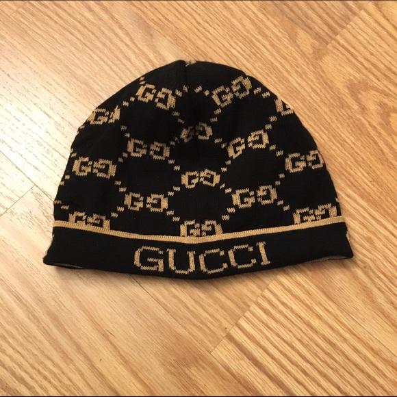 2fa9f14c7405 Gucci Accessories - NWOT GUCCI beanie hat