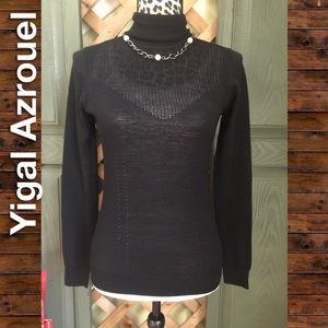 Yigal Azrouel Sweaters - Yigal Azrouel NWOT 100% Wool Turtleneck, Sz M