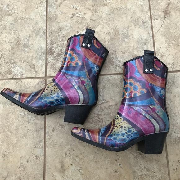 Nomad Nomad Cowboy Boots From Janine S Closet On Poshmark