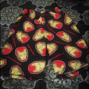 Iron Man Other - Iron man pajama bottoms..