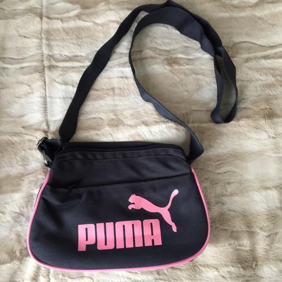 183c15ce389d Small Puma cross body bag. M 583347436a58302b1000430d