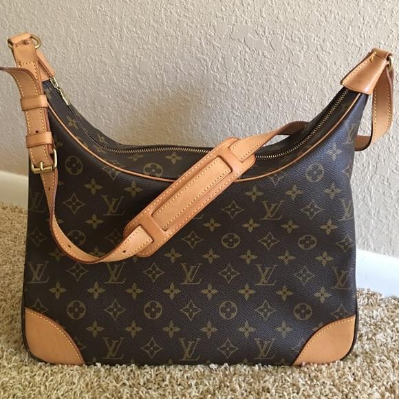 Louis Vuitton Handbags - AUTHENTIC LOUIS VUITTON BOULOGNE 35 7274da2dee0c
