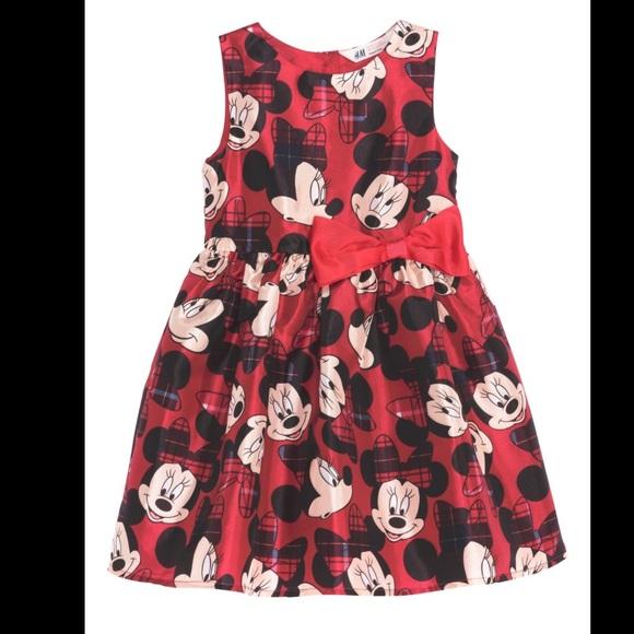 12eb809c26b1a H&M Dresses   Hm Minnie Mouse Dress   Poshmark
