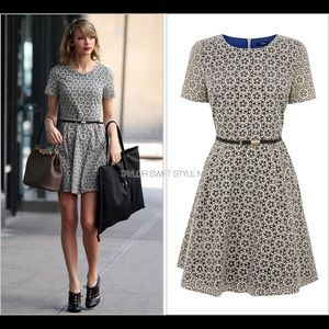 Oasis Dresses & Skirts - NWOT Oasis Embroidered Dress Taylor Swift, Size 2