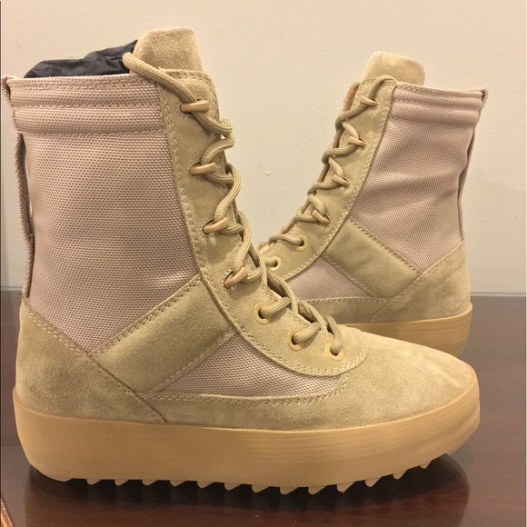 cheap for discount 1207a 569a4 YEEZY SEASON 3 women s military boot