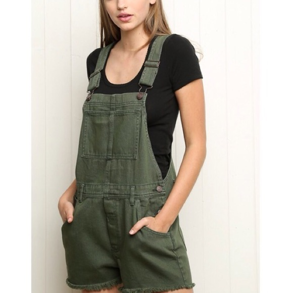 Find great deals on eBay for green short overalls. Shop with confidence.
