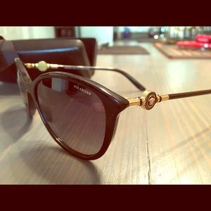 952c60e6a35c Versace Accessories - Women s Versace Cat Eye Polarized Sunglasses